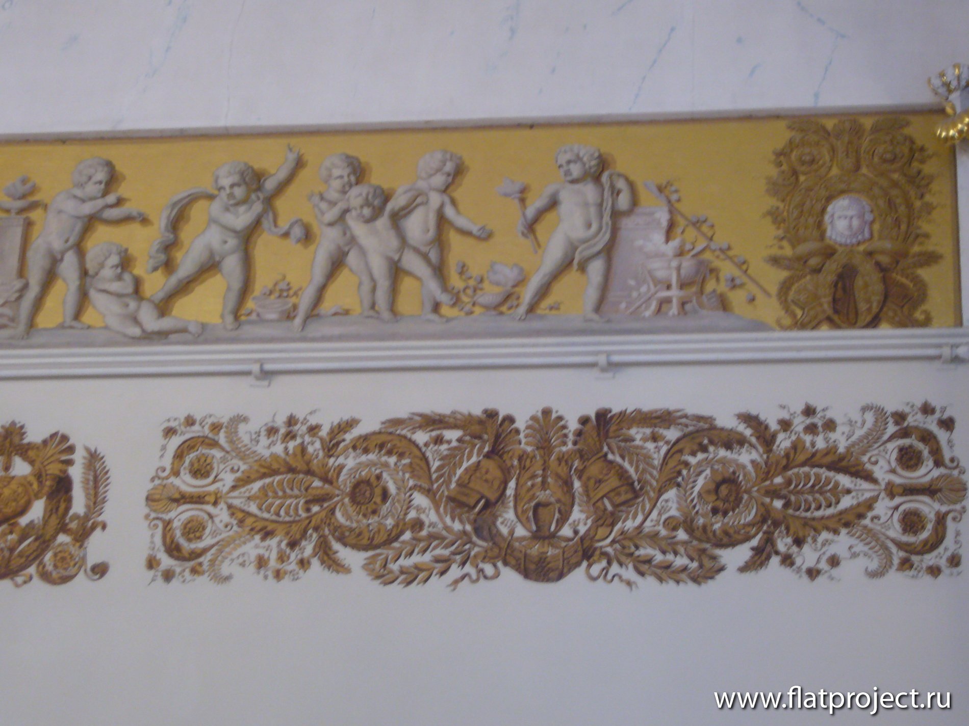 The State Russian museum interiors – photo 106