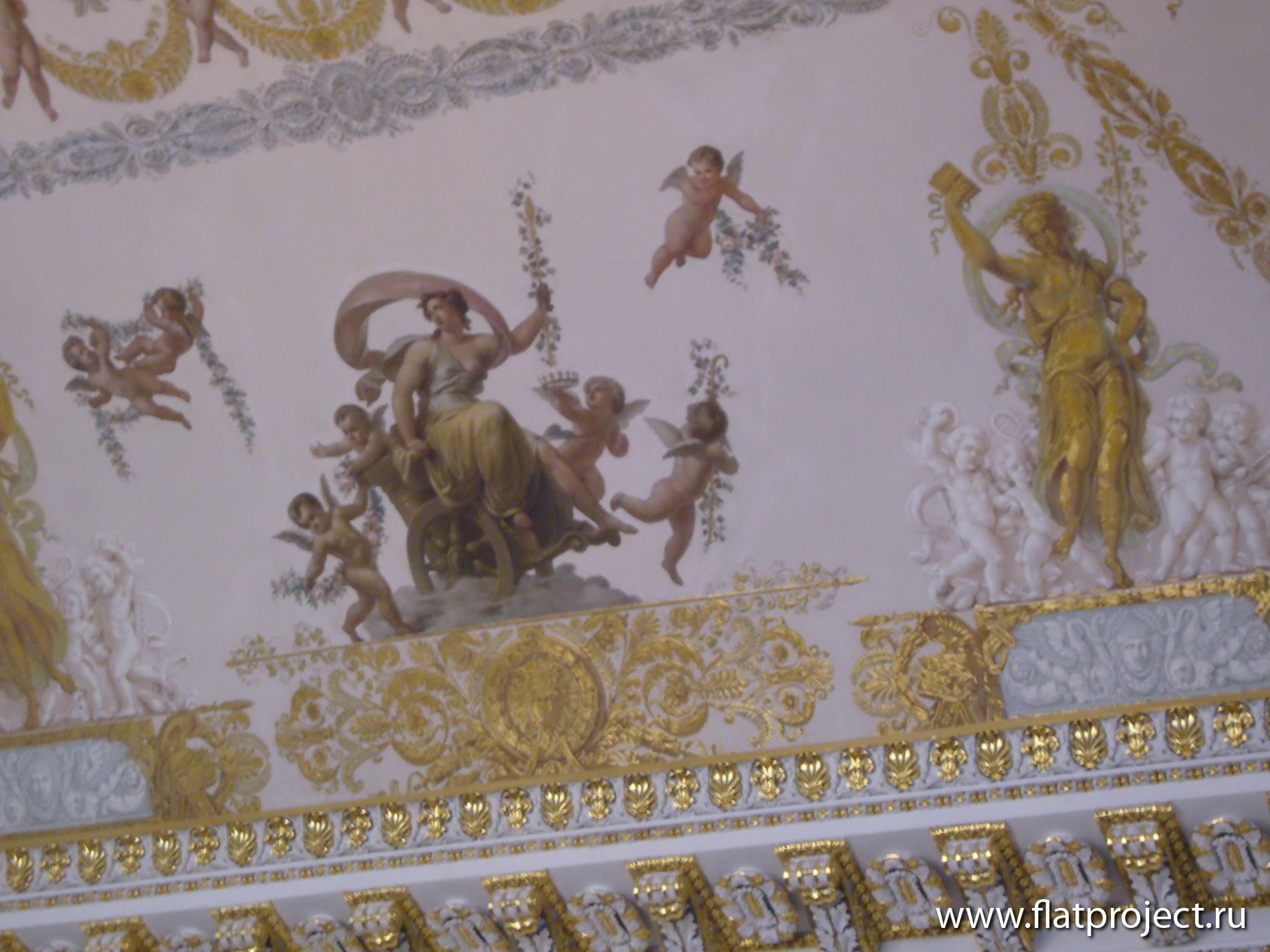 The State Russian museum interiors – photo 103