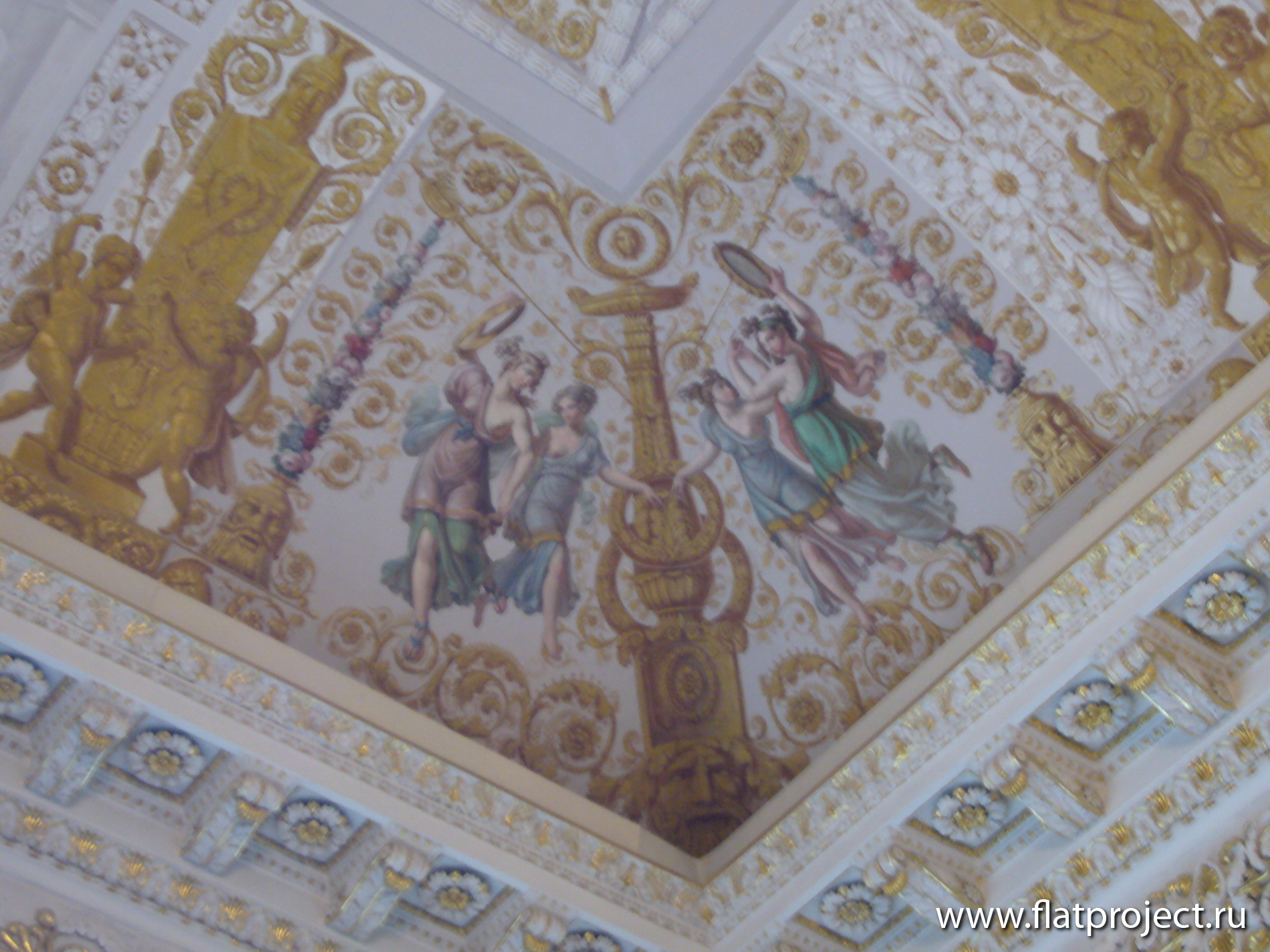 The State Russian museum interiors – photo 86