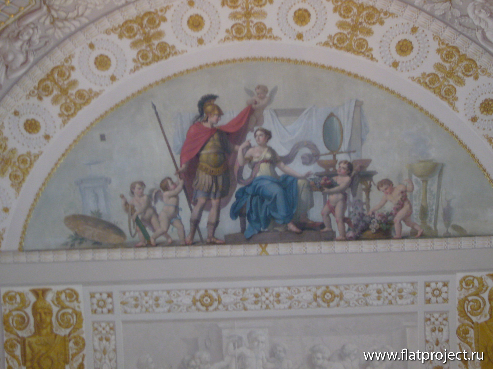 The State Russian museum interiors – photo 85