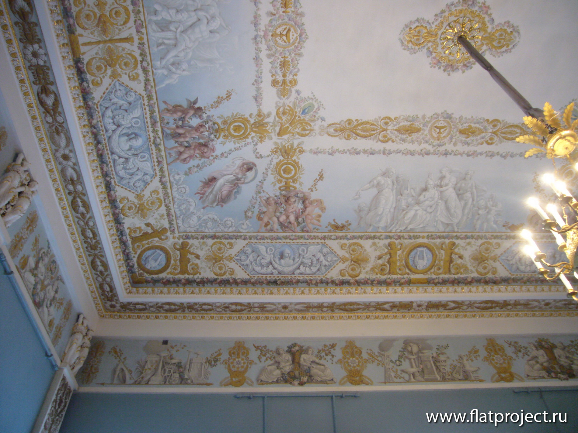 The State Russian museum interiors – photo 77
