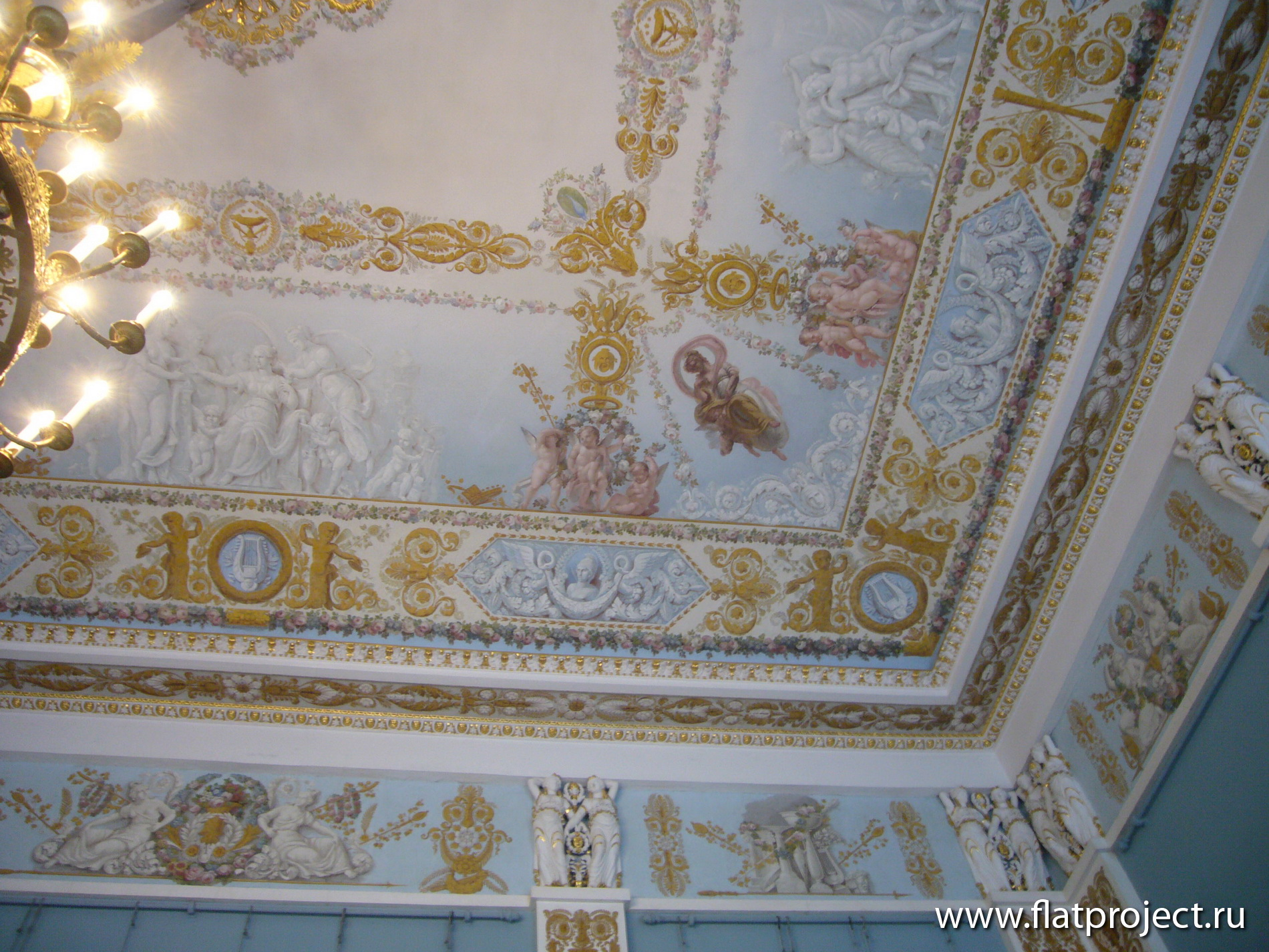 The State Russian museum interiors – photo 75