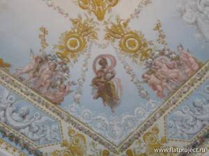 Декор интерьеров Русского музея — фото 74