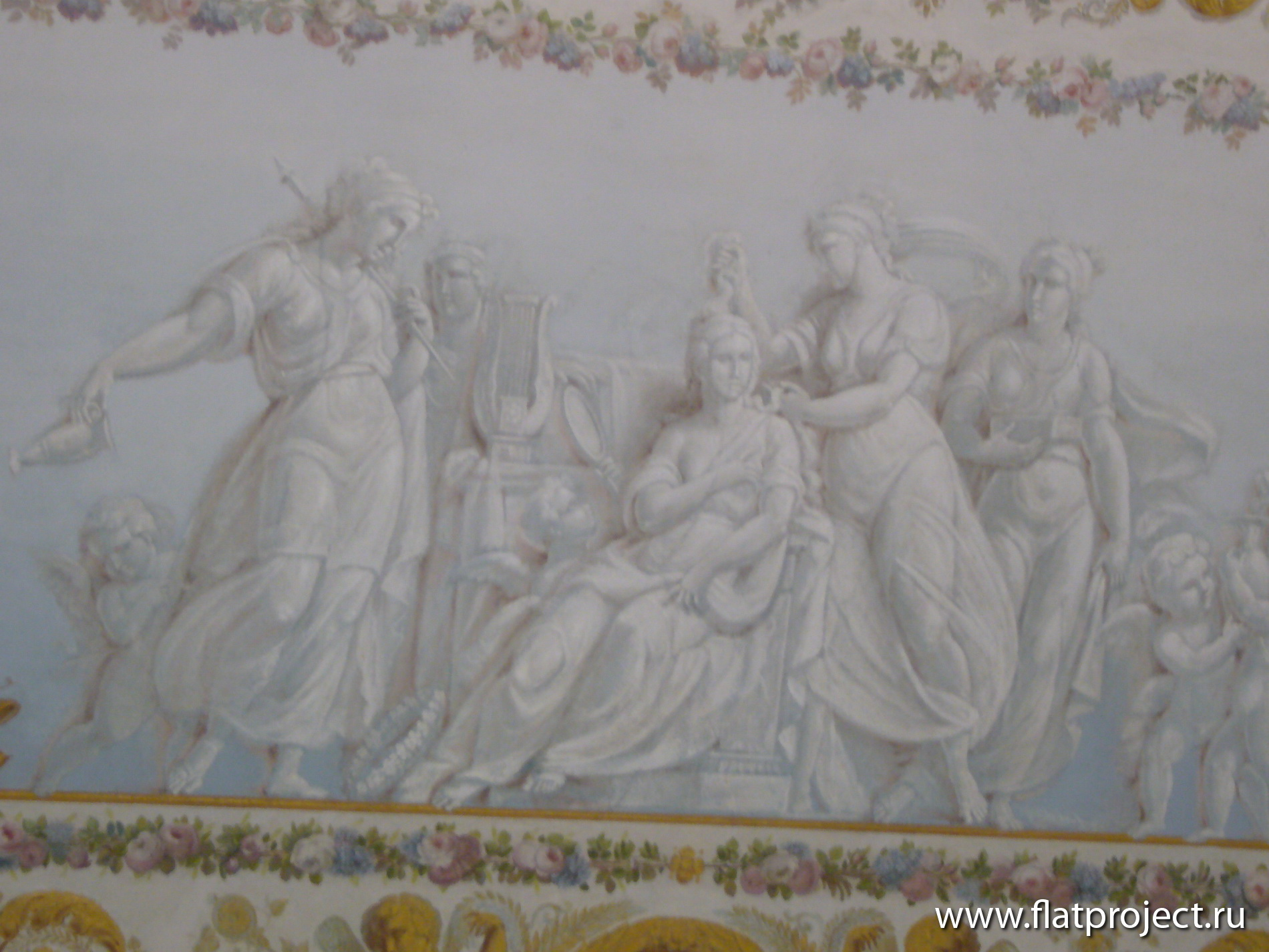 The State Russian museum interiors – photo 69