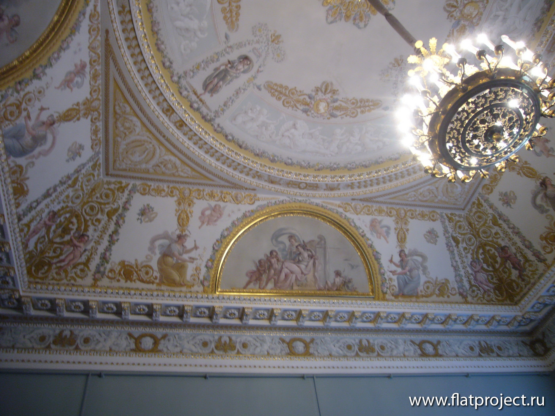 The State Russian museum interiors – photo 67