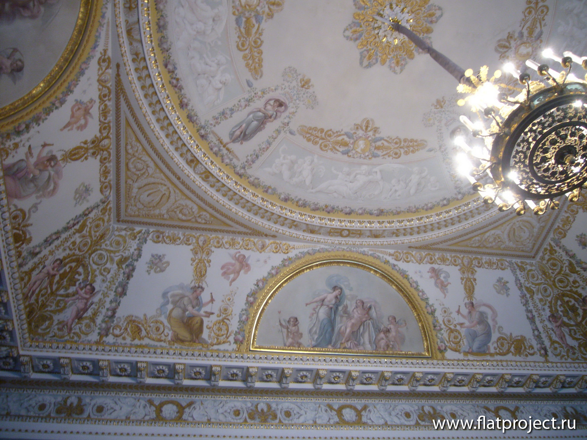 The State Russian museum interiors – photo 65