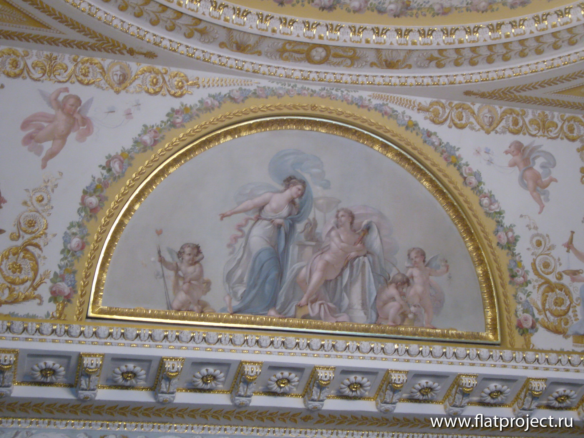 The State Russian museum interiors – photo 63