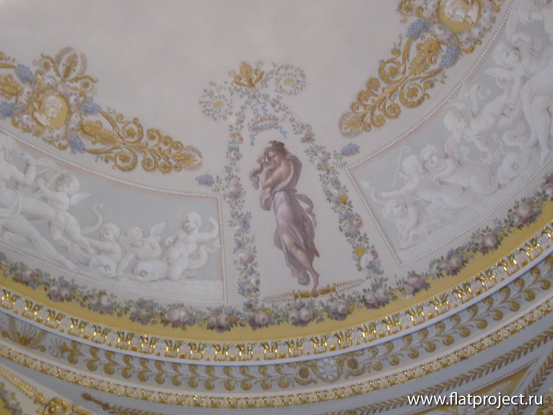 The State Russian museum interiors – photo 59