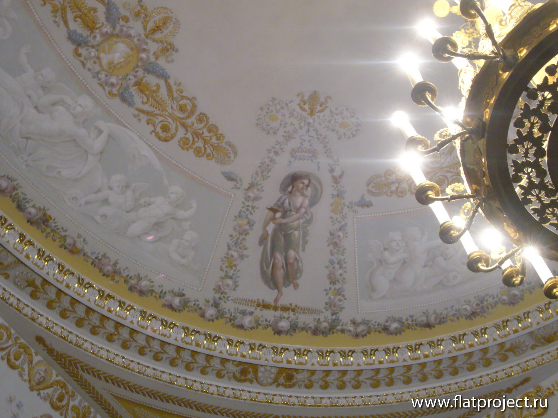 The State Russian museum interiors – photo 58