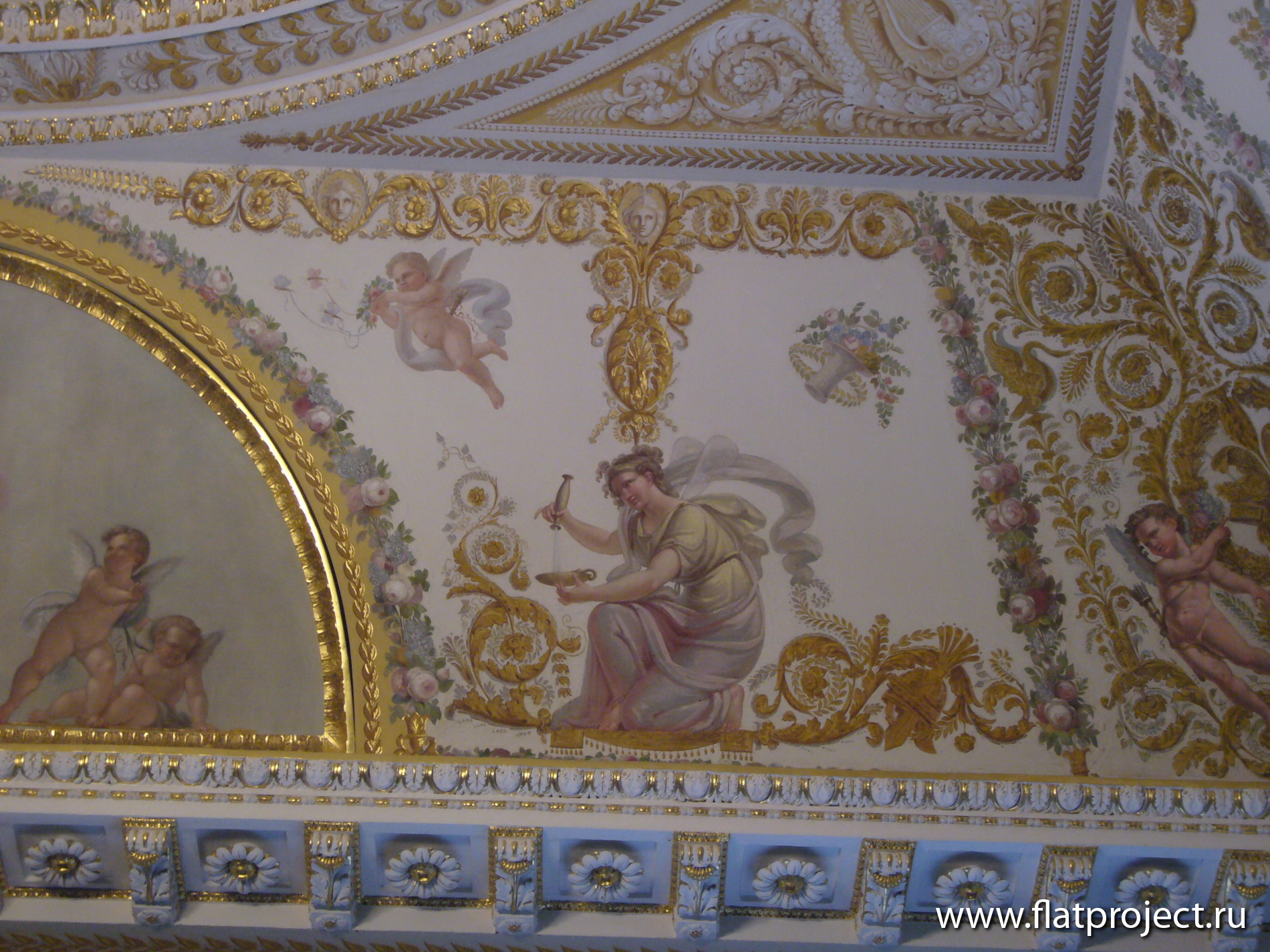 The State Russian museum interiors – photo 54