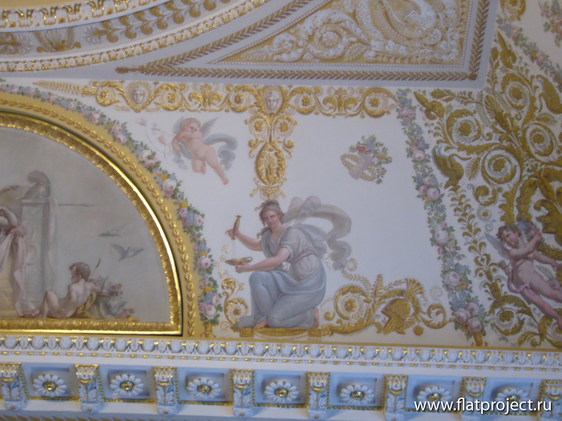 The State Russian museum interiors – photo 53
