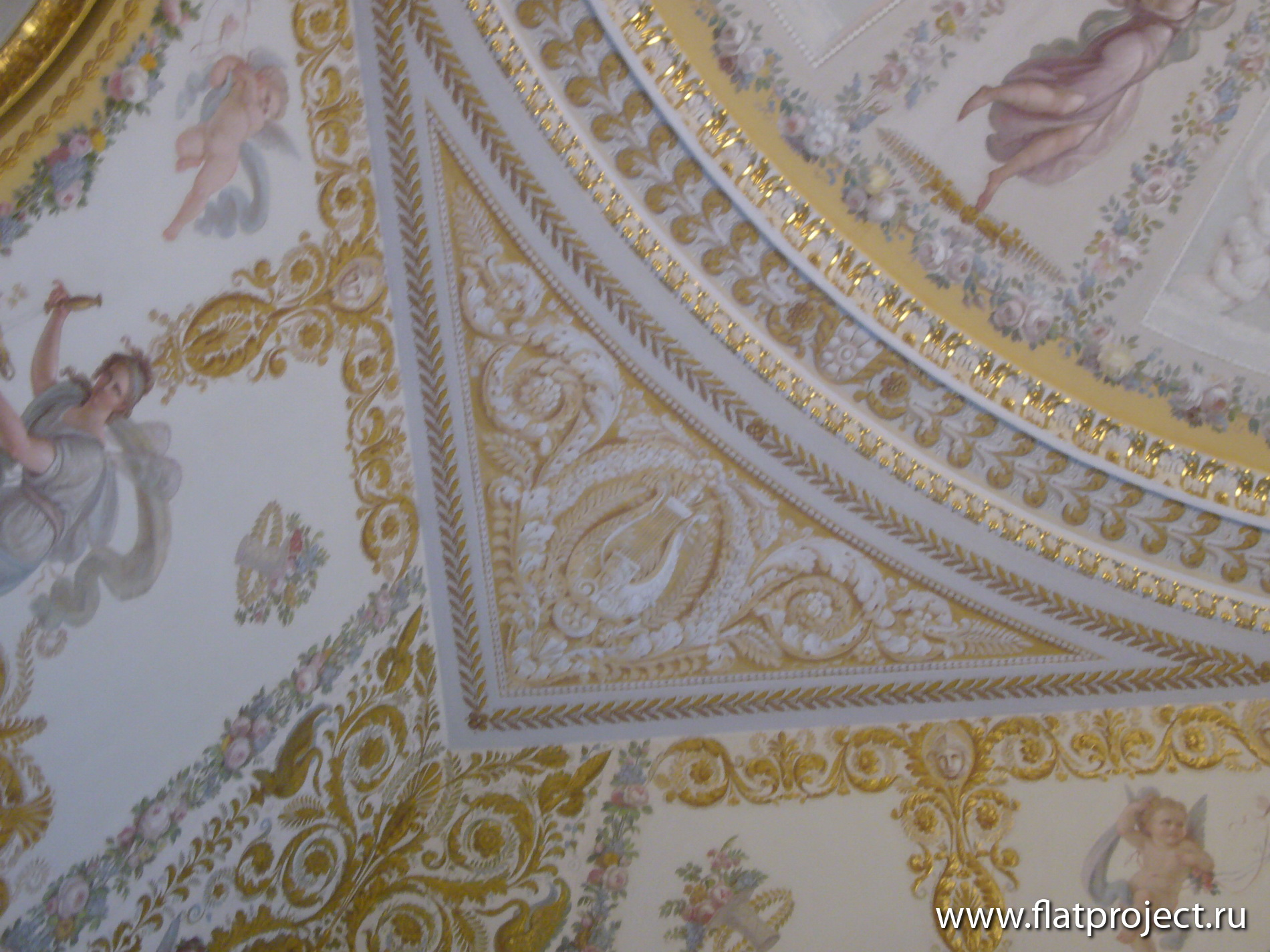 The State Russian museum interiors – photo 52