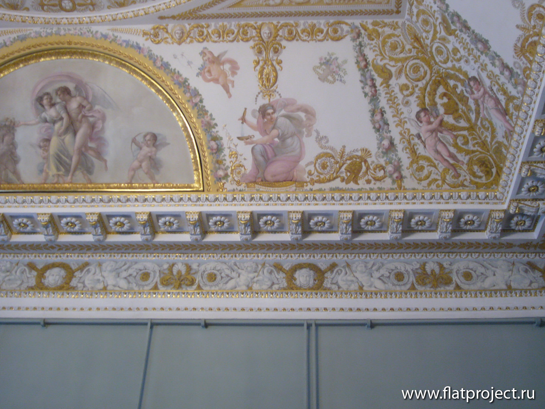 The State Russian museum interiors – photo 51