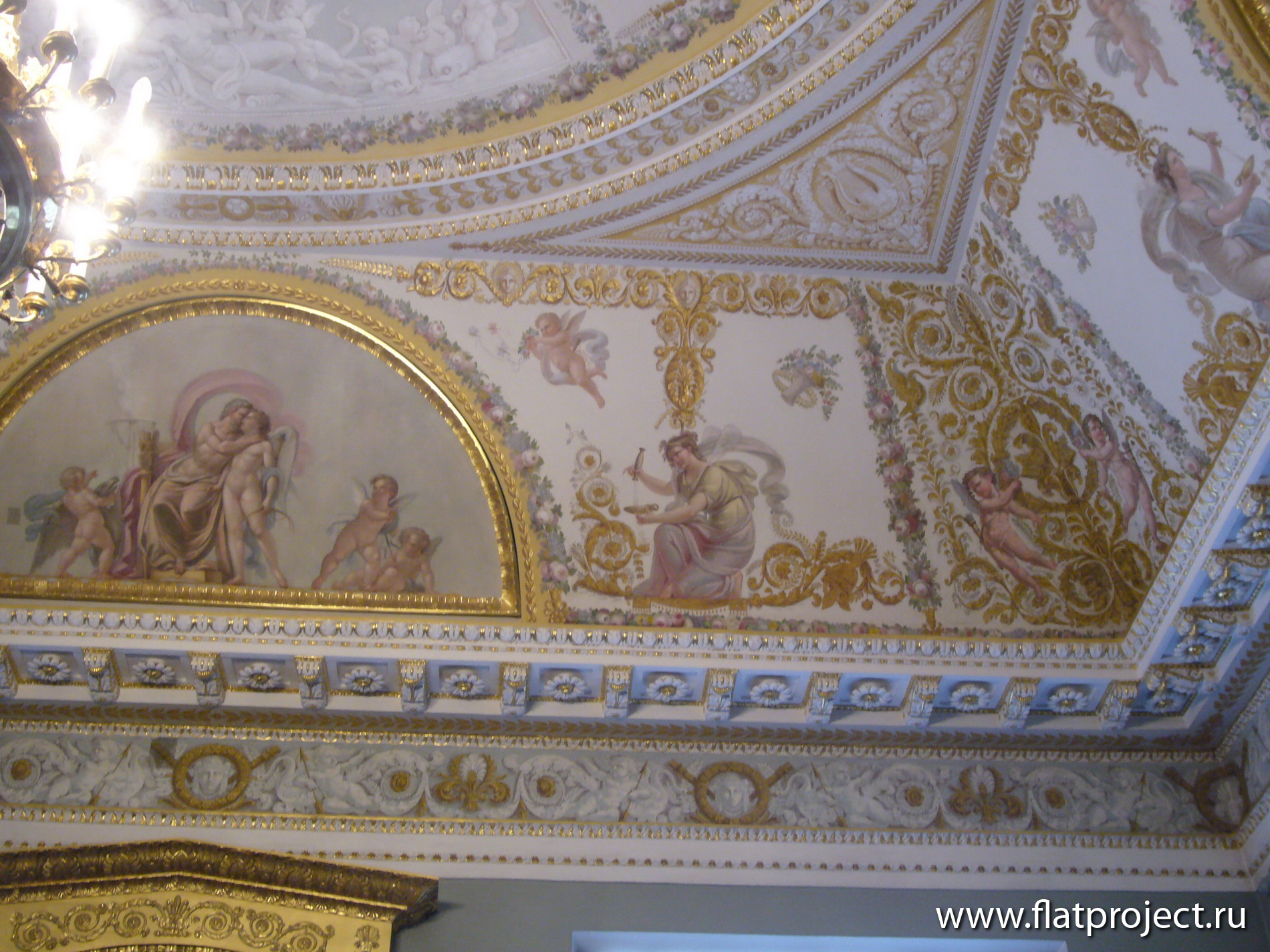 The State Russian museum interiors – photo 49