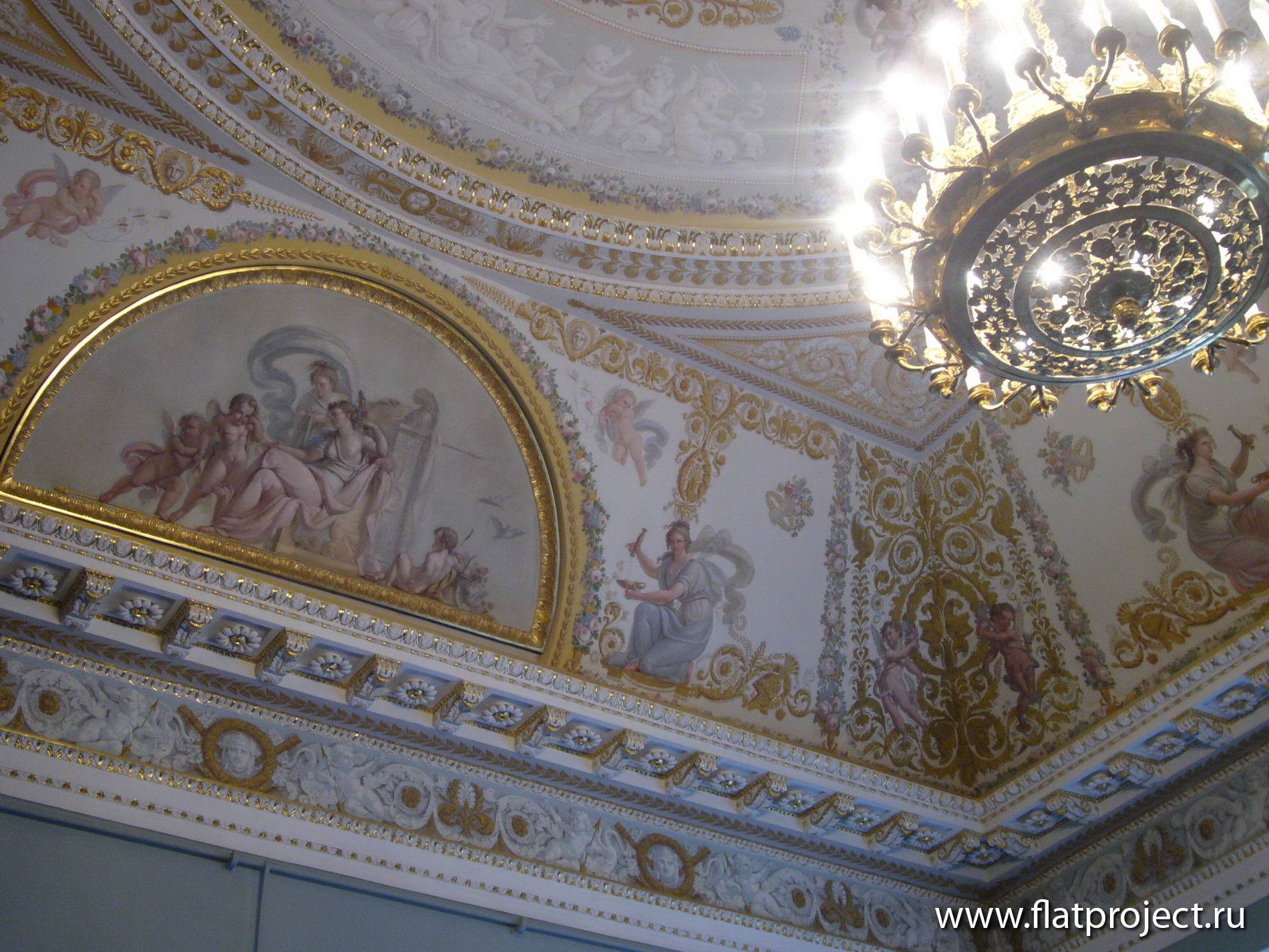 The State Russian museum interiors – photo 48