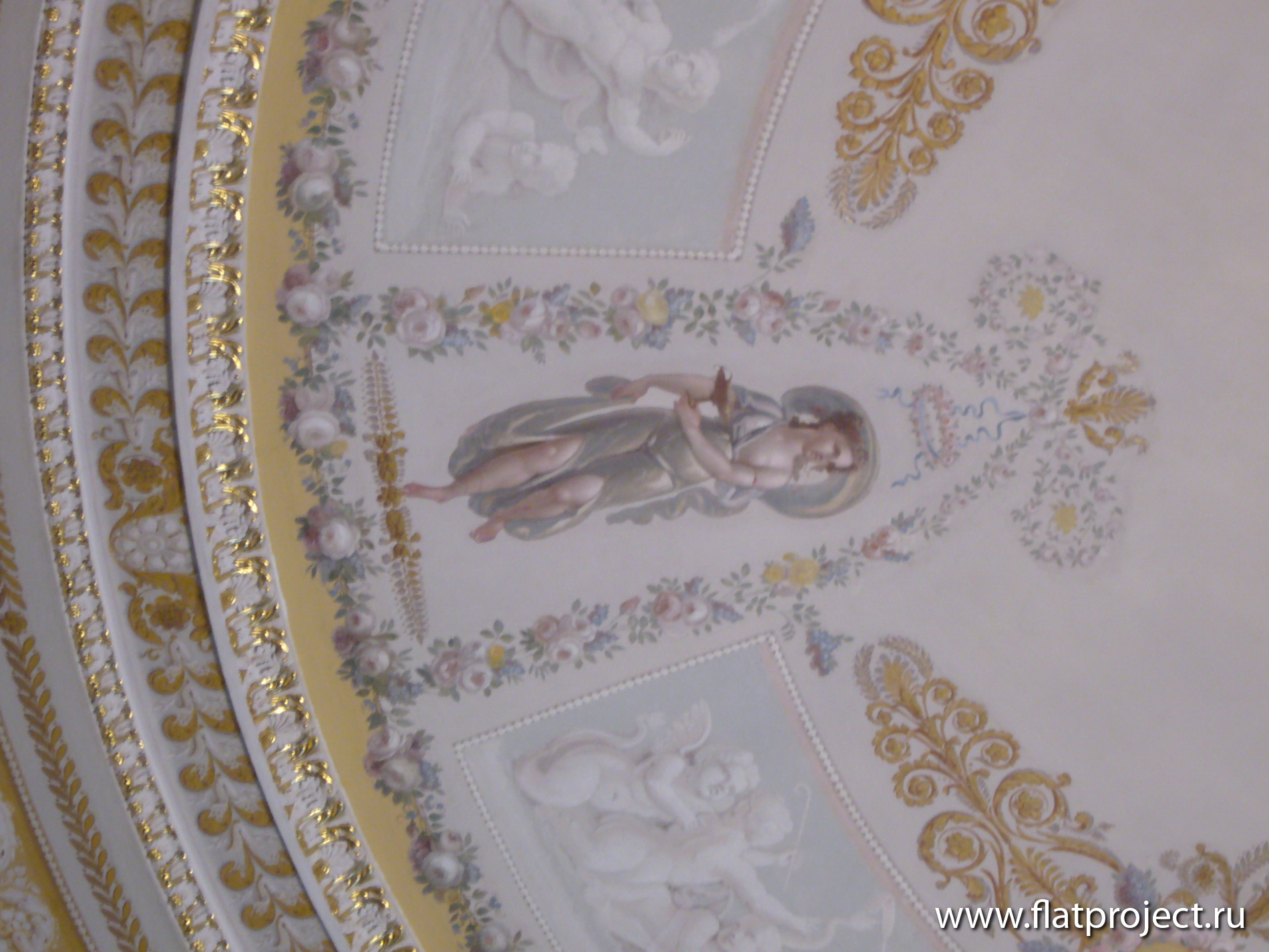 The State Russian museum interiors – photo 46