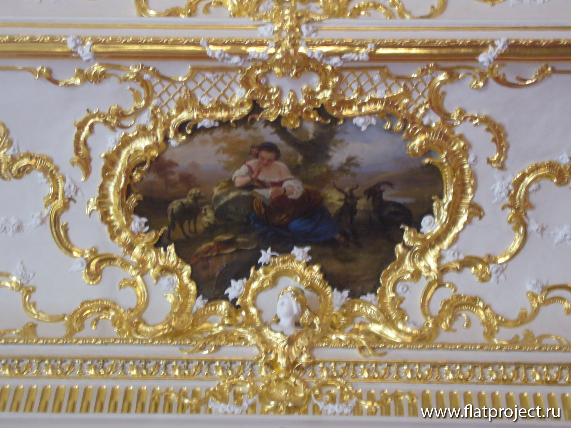 The State Russian museum interiors – photo 45