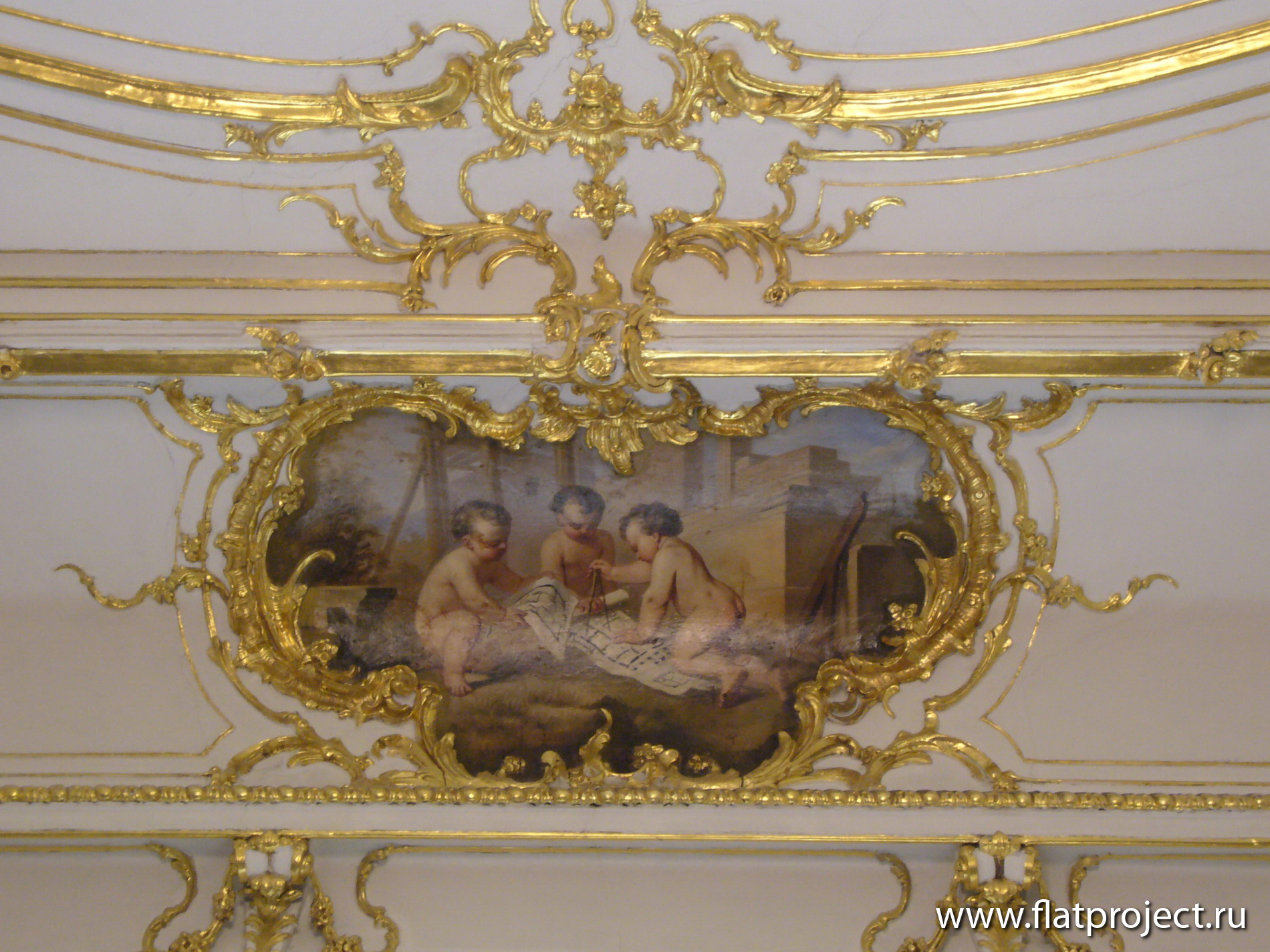 The State Russian museum interiors – photo 38