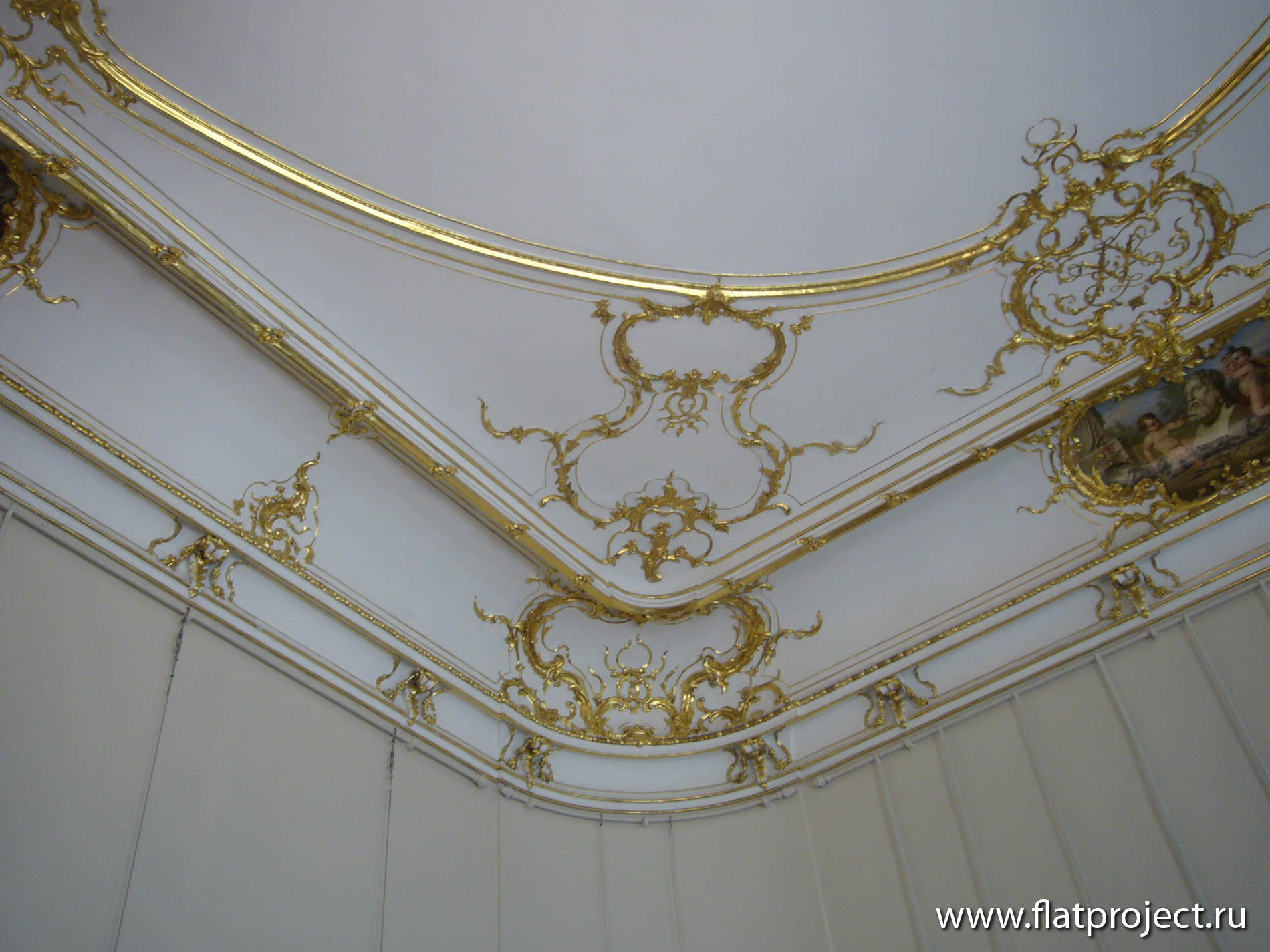 The State Russian museum interiors – photo 36