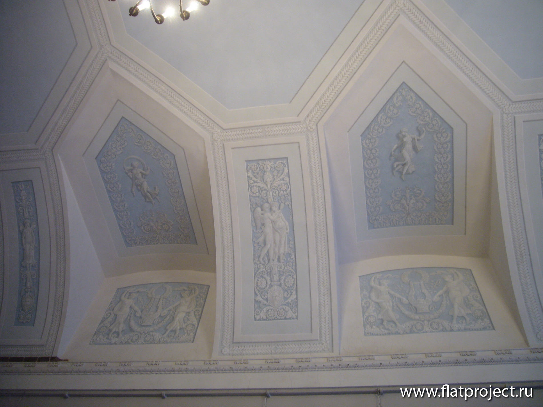 The State Russian museum interiors – photo 31