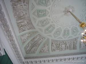 Декор интерьеров Русского музея — фото 28