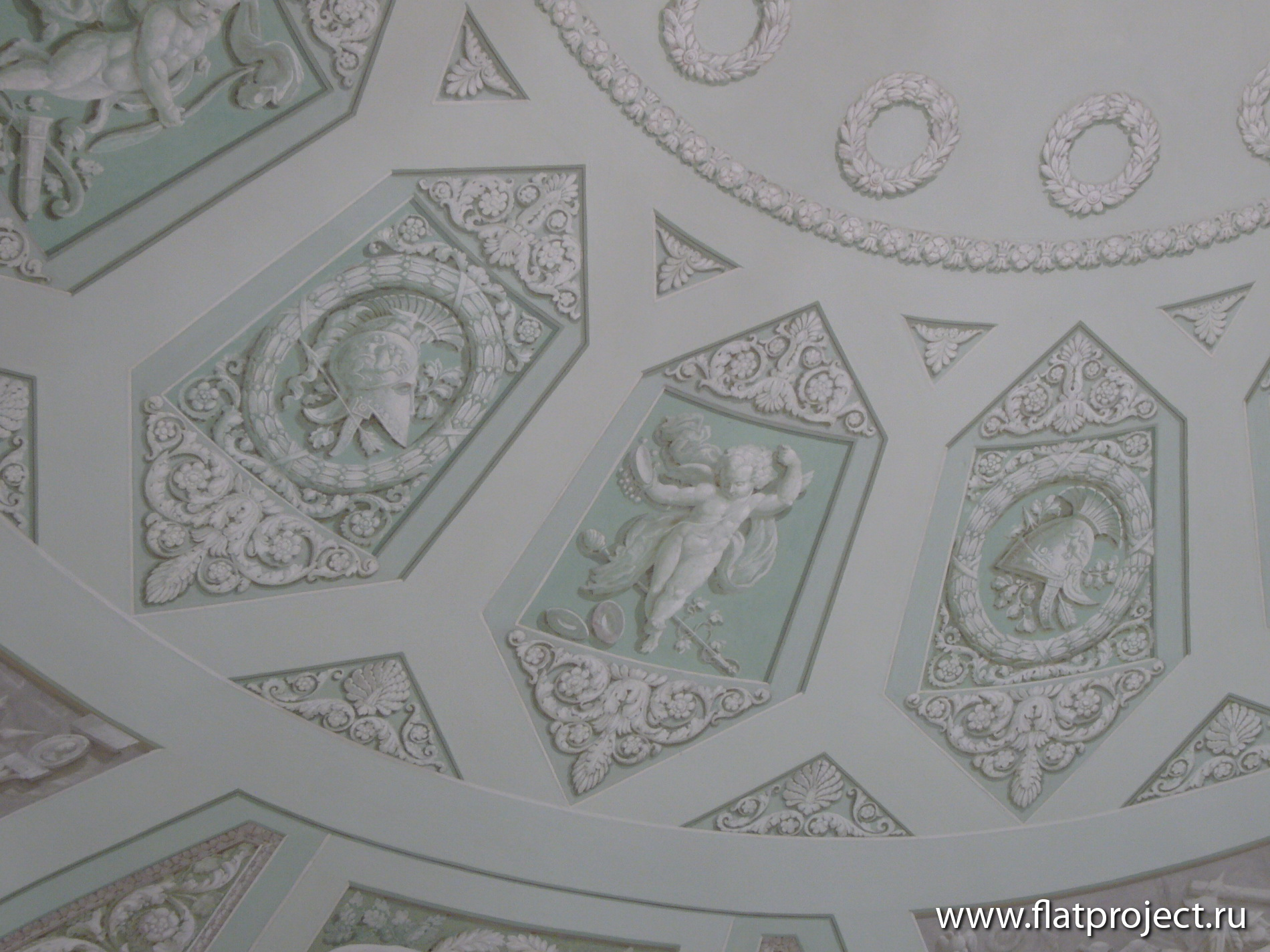 The State Russian museum interiors – photo 25