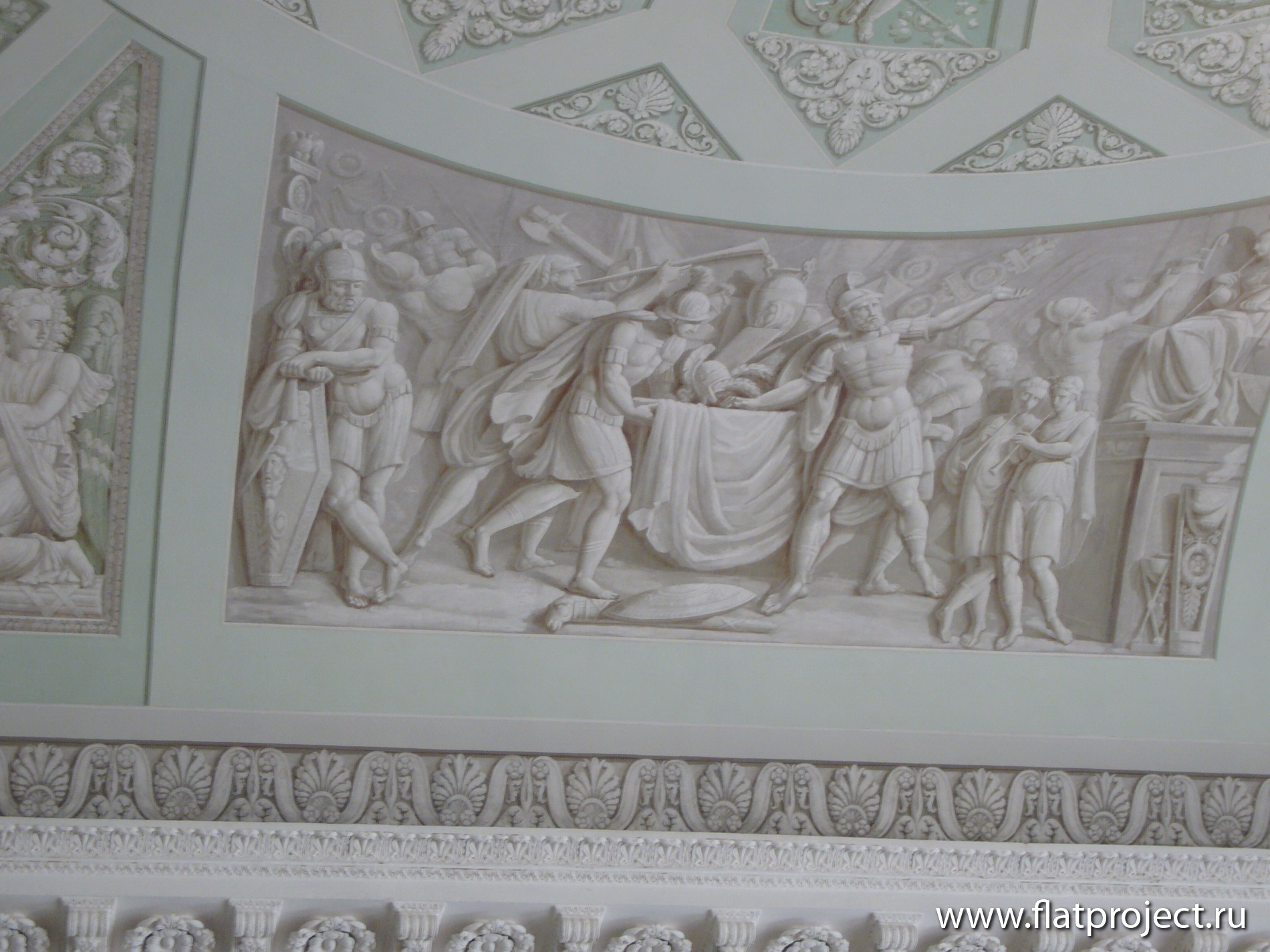 The State Russian museum interiors – photo 24