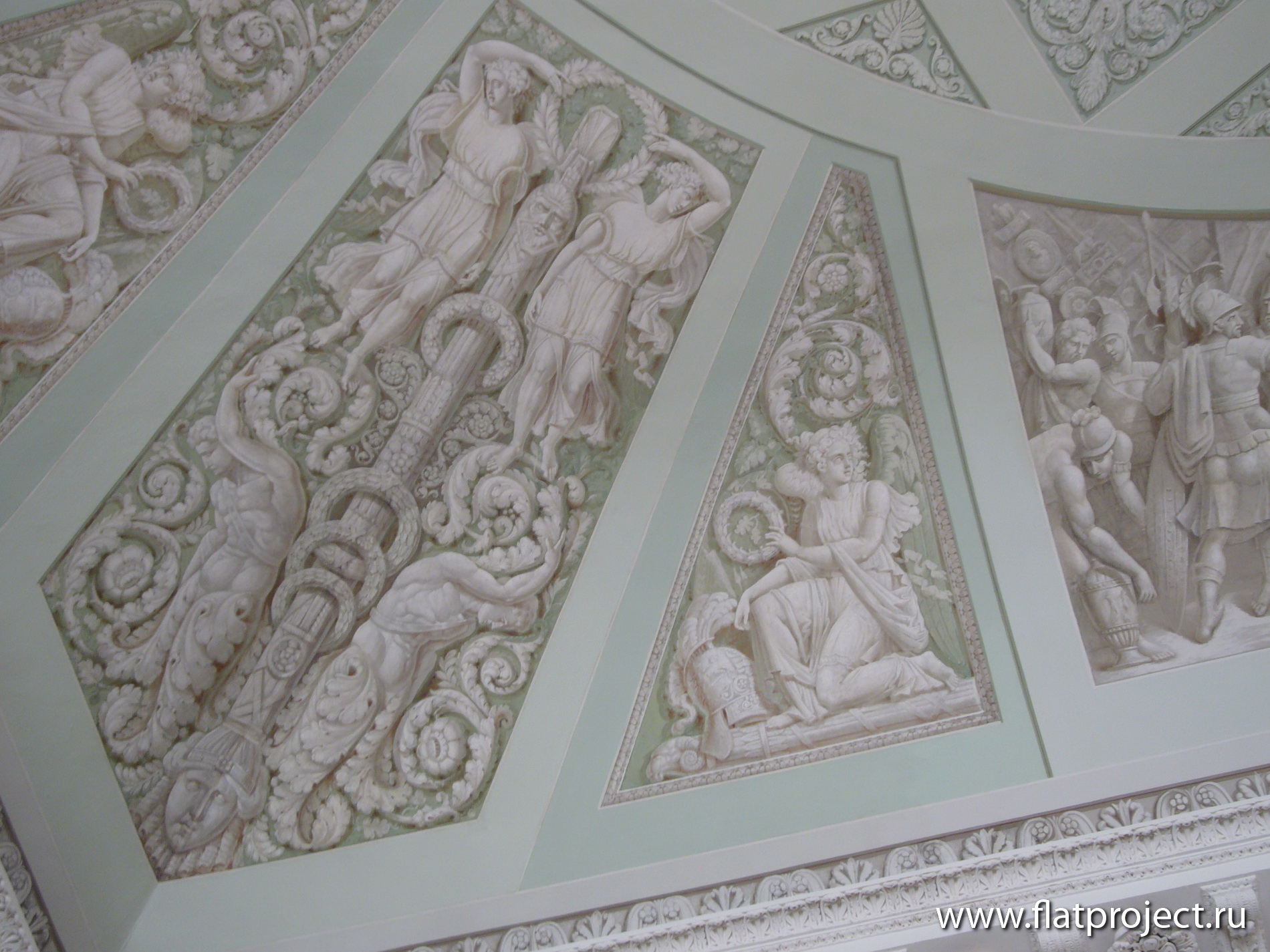 The State Russian museum interiors – photo 22
