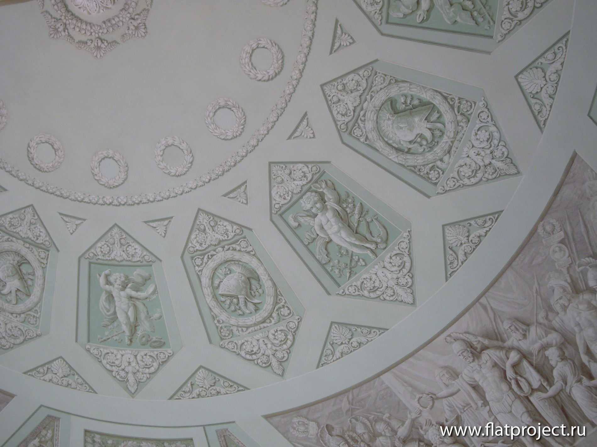 The State Russian museum interiors – photo 20