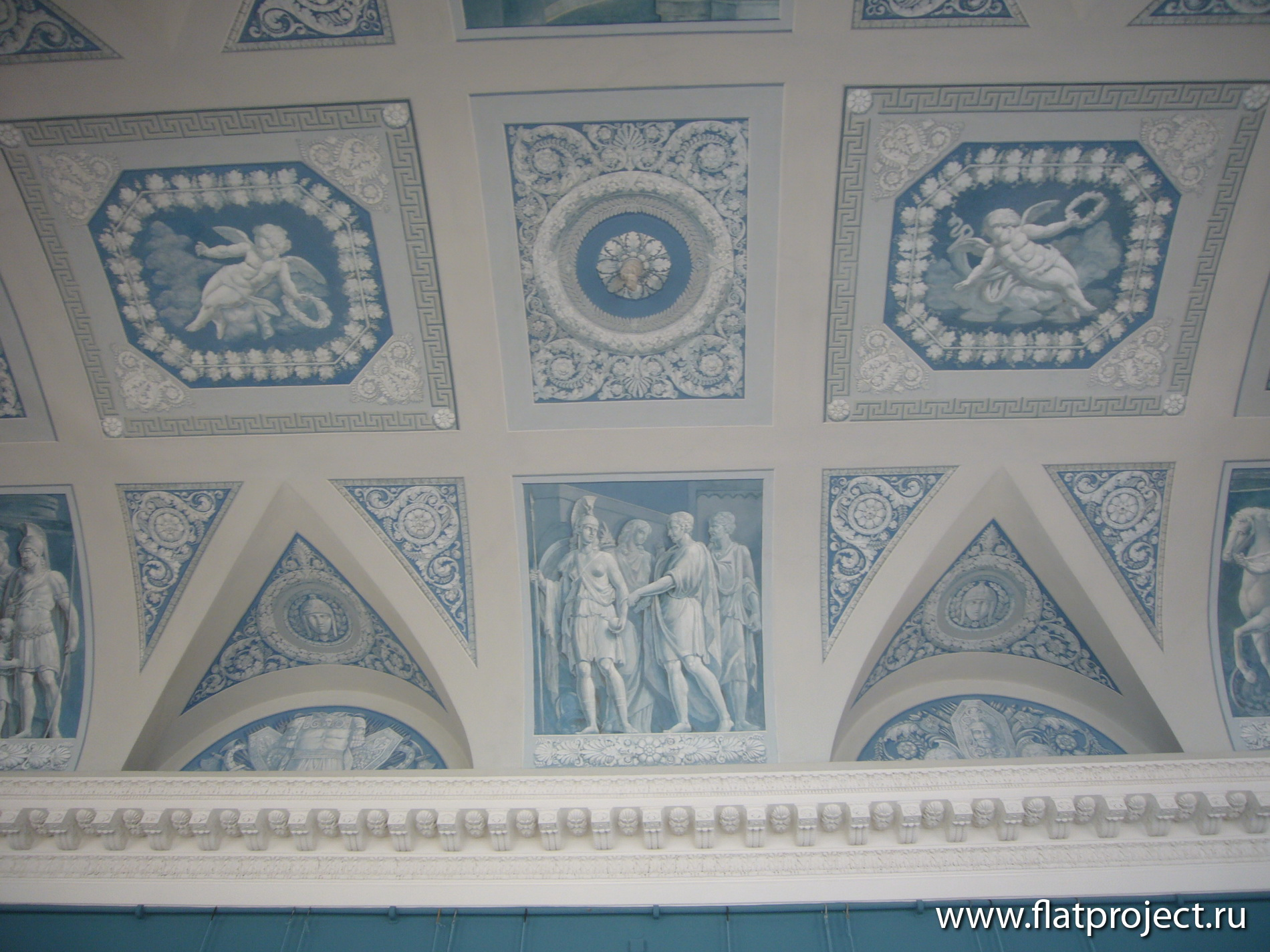 The State Russian museum interiors – photo 19