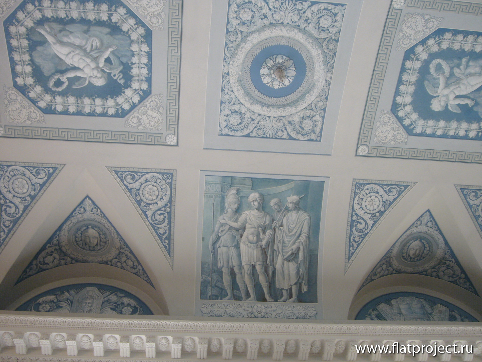 The State Russian museum interiors – photo 16
