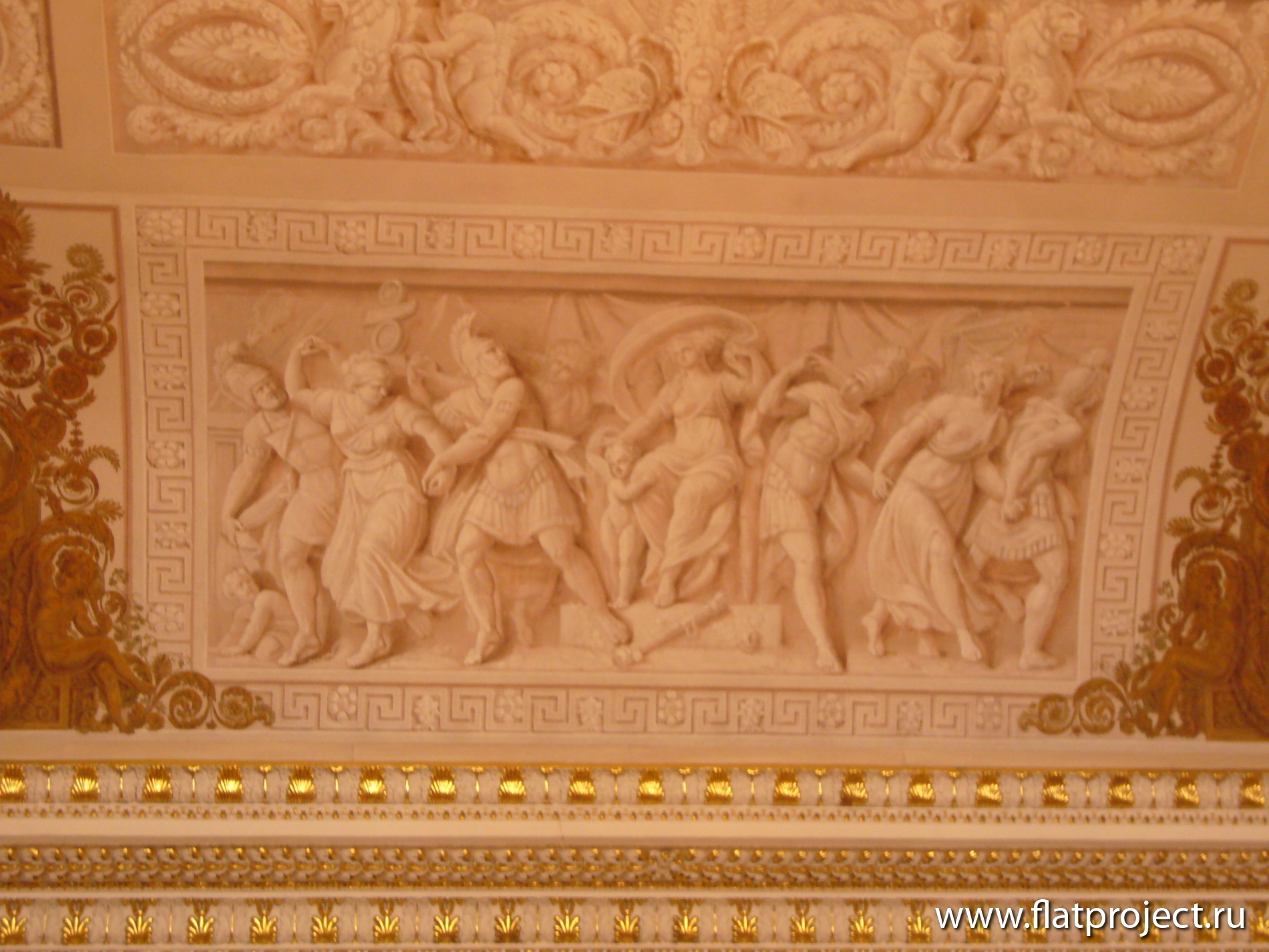 The State Russian museum interiors – photo 14