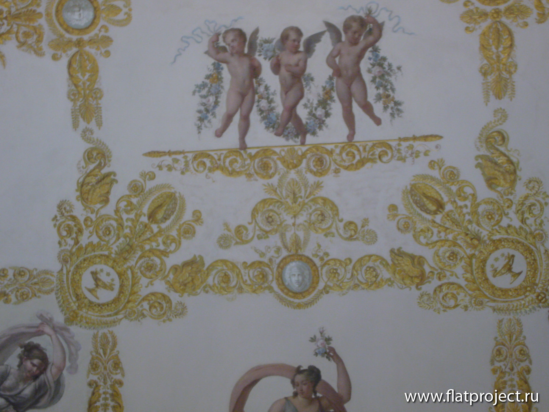 The State Russian museum interiors – photo 13