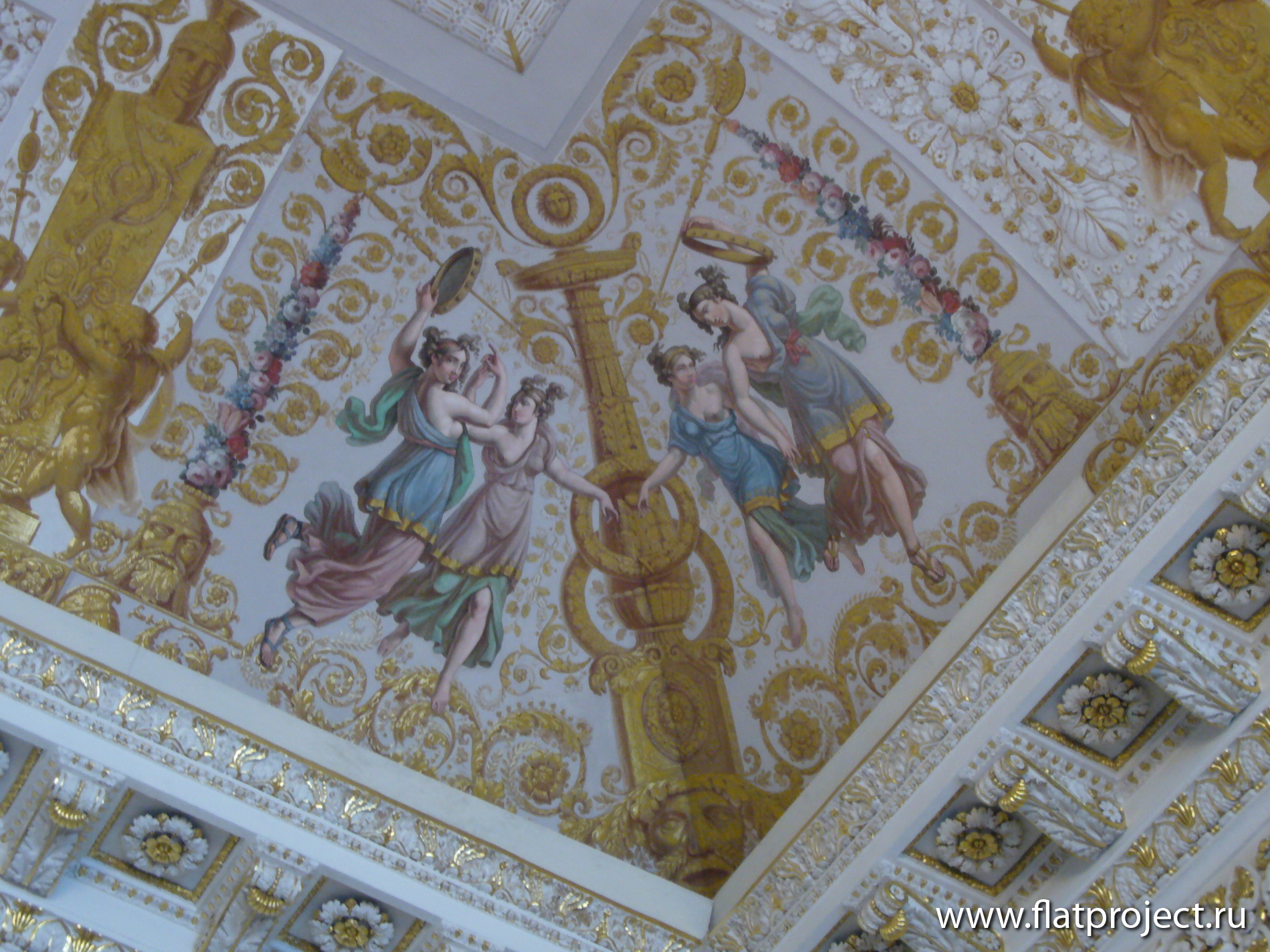 The State Russian museum interiors – photo 12