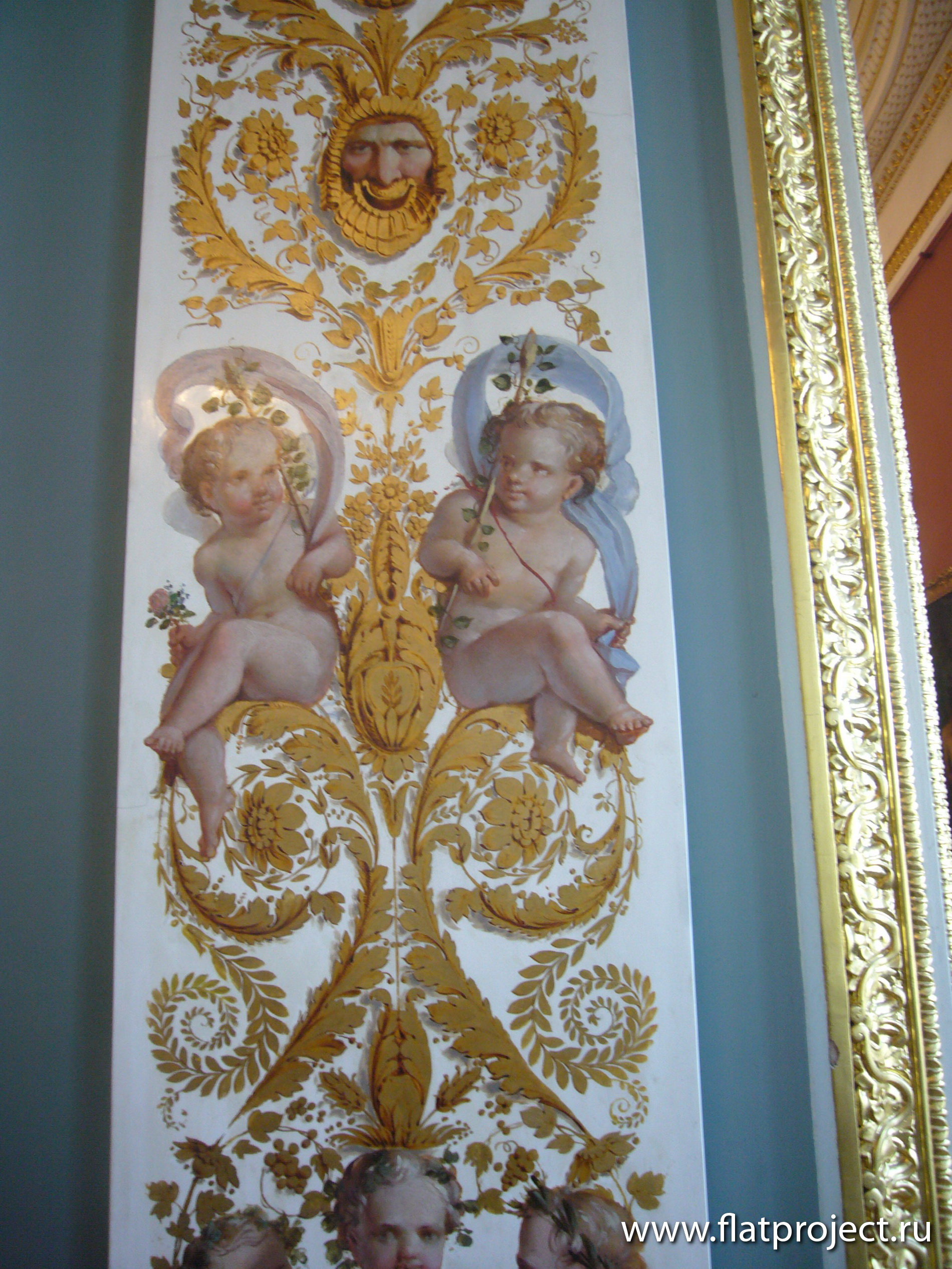 The State Russian museum interiors – photo 8