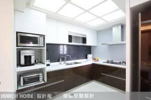 Интерьер с потолком из гипрока — фото 24