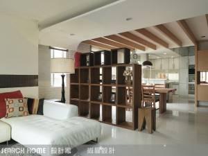 Интерьер с потолком из гипрока — фото 11