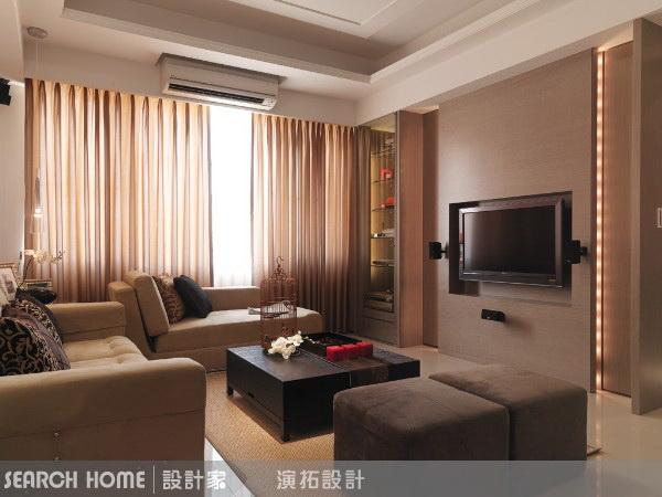Интерьер с потолком из гипрока — фото 12