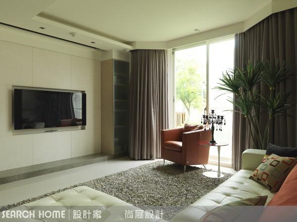 Интерьер с потолком из гипрока — фото 13