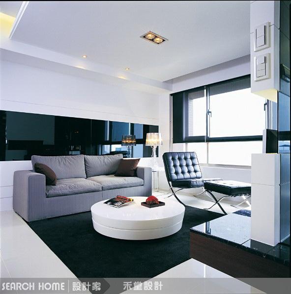 Интерьер с потолком из гипрока — фото 16