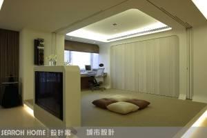 Интерьер с потолком из гипрока — фото 29