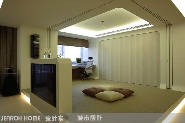 Дизайн потолков студии из гипсокартона