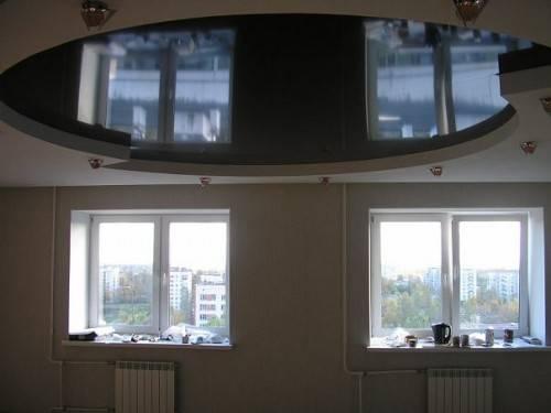 Натяжной потолок от компании Еврострой - фото 4