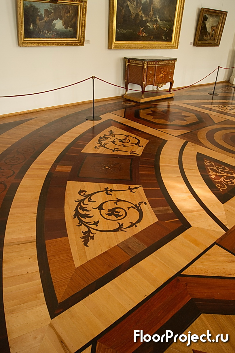 The State Hermitage museum floor designs – photo 36