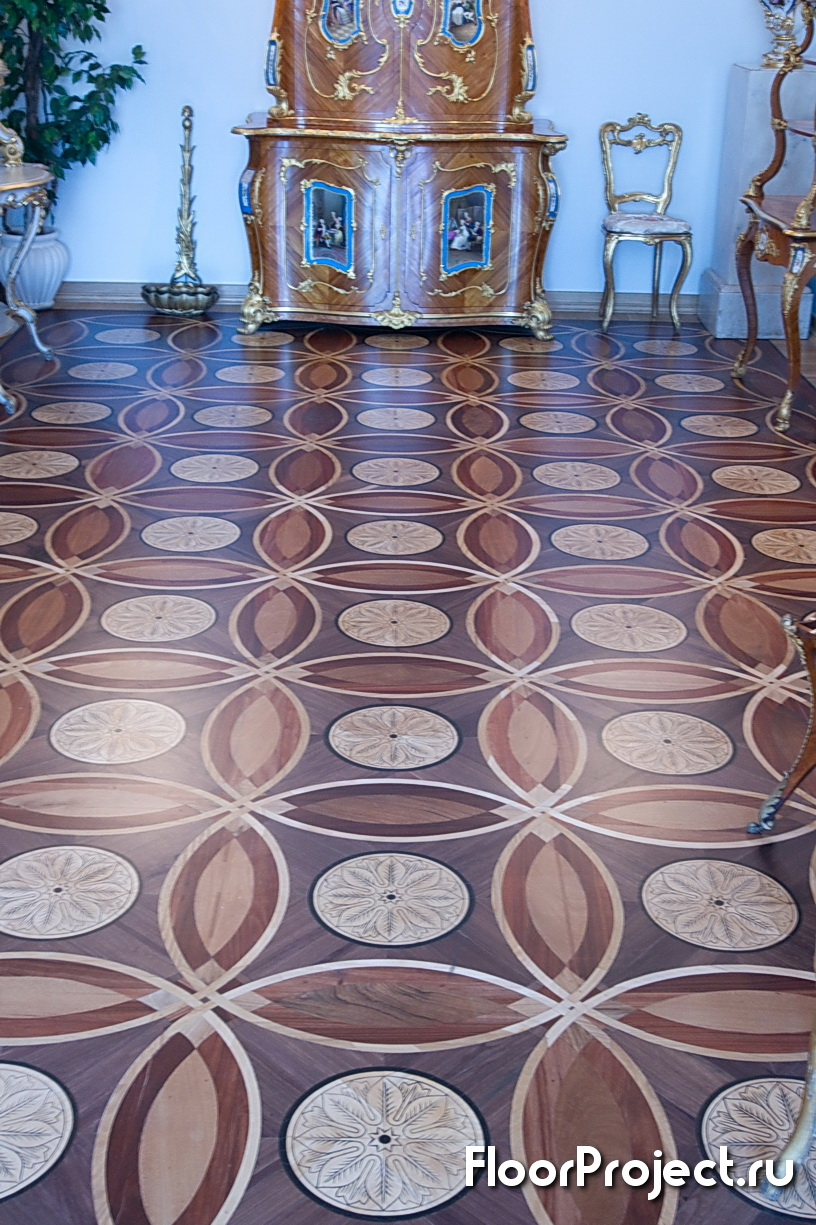 The State Hermitage museum floor designs – photo 33