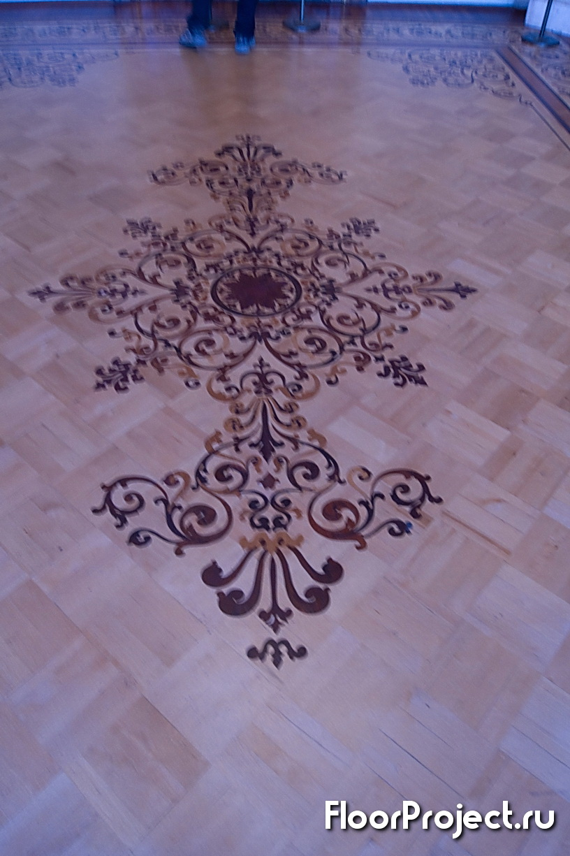 The State Hermitage museum floor designs – photo 29