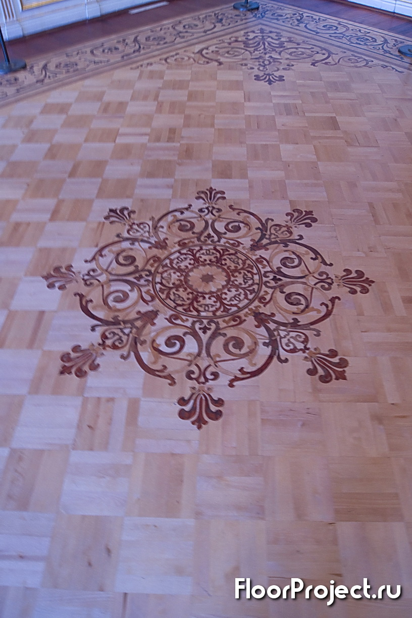 The State Hermitage museum floor designs – photo 28