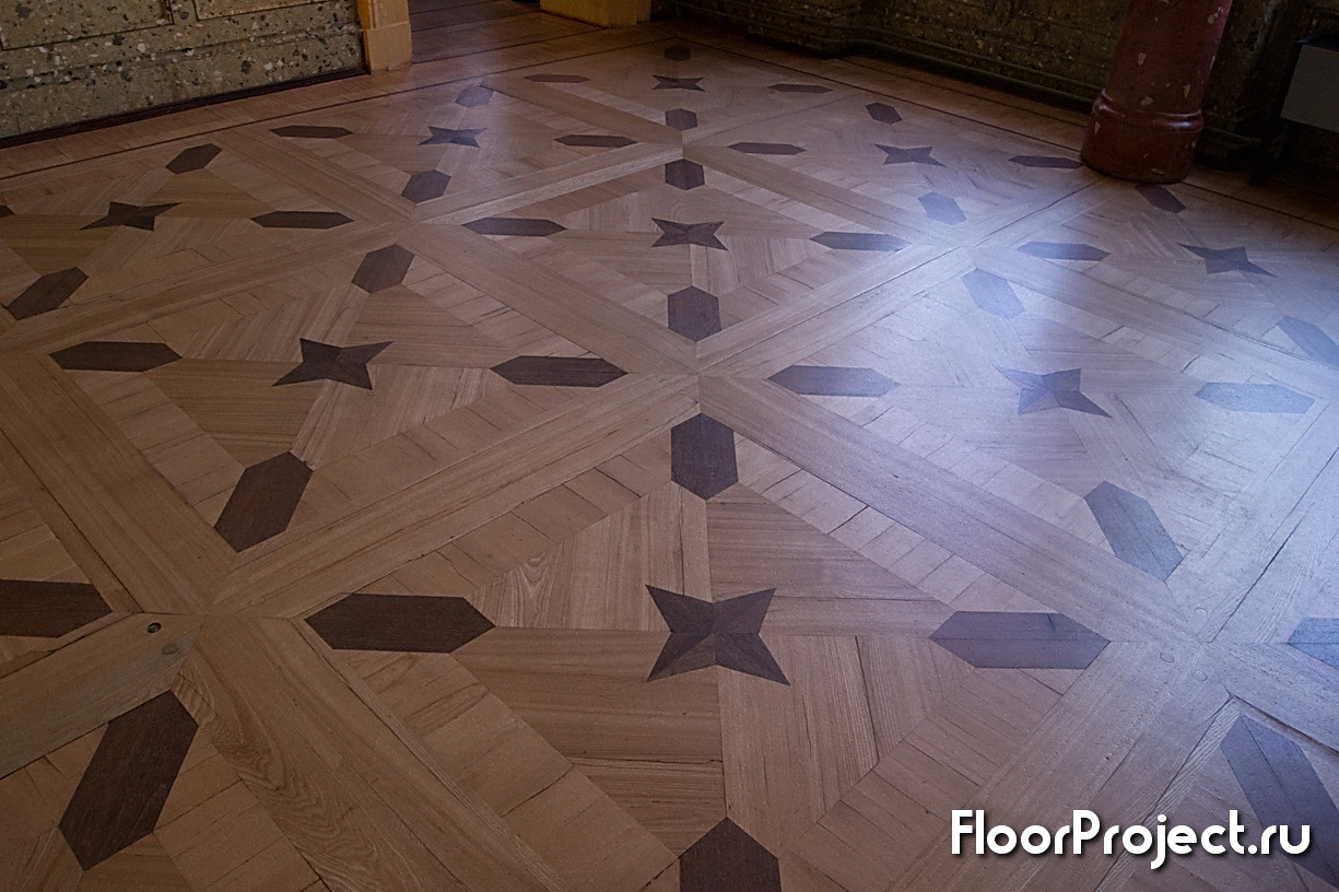 The State Hermitage museum floor designs – photo 25