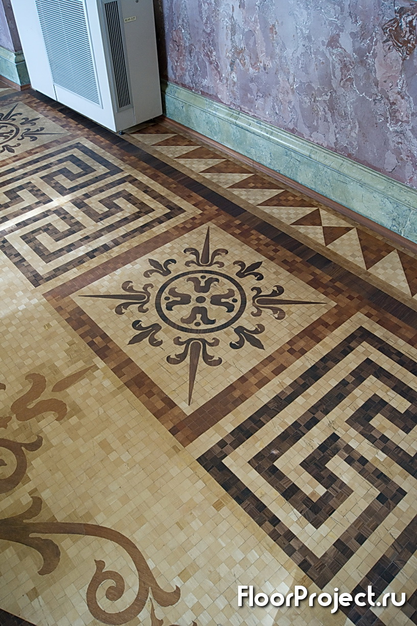 The State Hermitage museum floor designs – photo 23