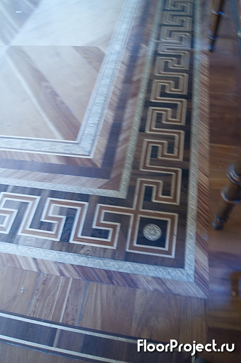 The State Hermitage museum floor designs – photo 17